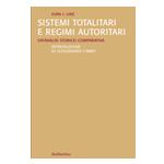 Sistemi totalitari e regimi autoritari