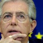 Il difficile cammino del governo Monti