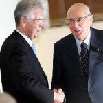 Un governo istituzionale per l'Italia