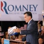 Ancora una volta, Romney