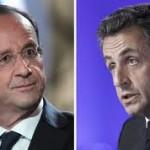 Hollande-Sarkozy alla resa dei conti