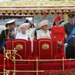 La monarchia festeggia, la repubblica litiga