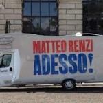 """L'""""Adesso"""" di Renzi senza il simbolo del Pd"""