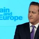 Cameron e la prospettiva di un referendum sulla permanenza di Londra nell'UE. Reazioni e polemiche.