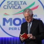 Manovre al centro: il declino della parabola di Monti