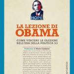 La lezione di Obama. La politica (e le elezioni) nell'era digitale