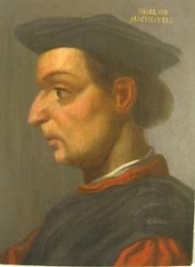 Ritratto di Machiavelli