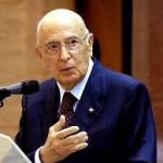 """Corruzione e antipolitica: la """"lezione"""" di Napolitano"""