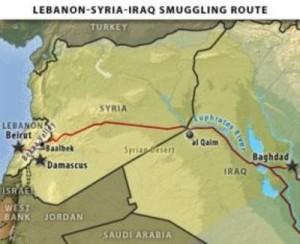 Allegato 2 Libano-Siria
