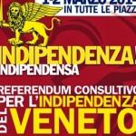 Non esiste alcuna via legale per il referendum consultivo regionale sull'indipendenza del Veneto