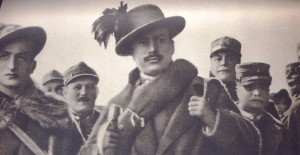 Mussolini al fronte