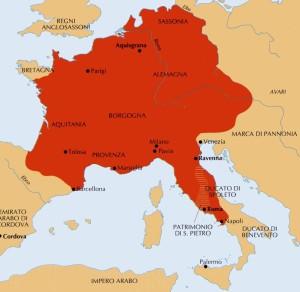 Impero-di-Carlo-magno-riassunto-mappa-concettuale
