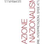 Nazione e nazionalismi. Un grande convegno a Perugia dal 15 al 17 settembre
