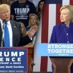Trump vs. Clinton: la cattiva (e brutta) politica