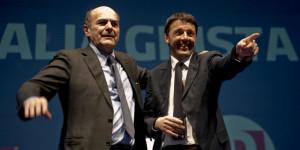 Campagna elettorale del PD L'Italia Giusta