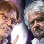 La giravolta doppia (senza lieto fine) di Guy Verhofstadt e Beppe Grillo