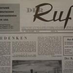 """La rinascita letteraria della Germania dopo Hitler: i settant'anni del """"Gruppo 47"""""""