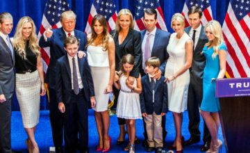 Hillary, Ivanka e Arabia Saudita. Donald Trump: presidente o sovrano?