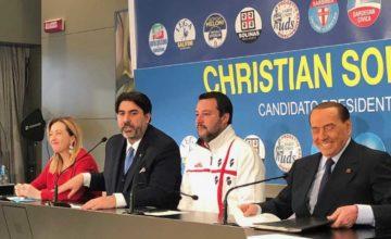 Il voto in Sardegna premia ancora il centrodestra e punisce il M5S (ma torna a salire la sinistra grazie a Zedda)