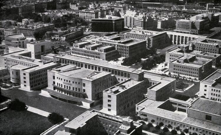 Mussolini urbanista. Tra Welfare, modernizzazione e controllo del territorio