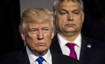 Usa, il summit dei muri e del filo spinato: Trump accoglie il premier ungherese Orbán