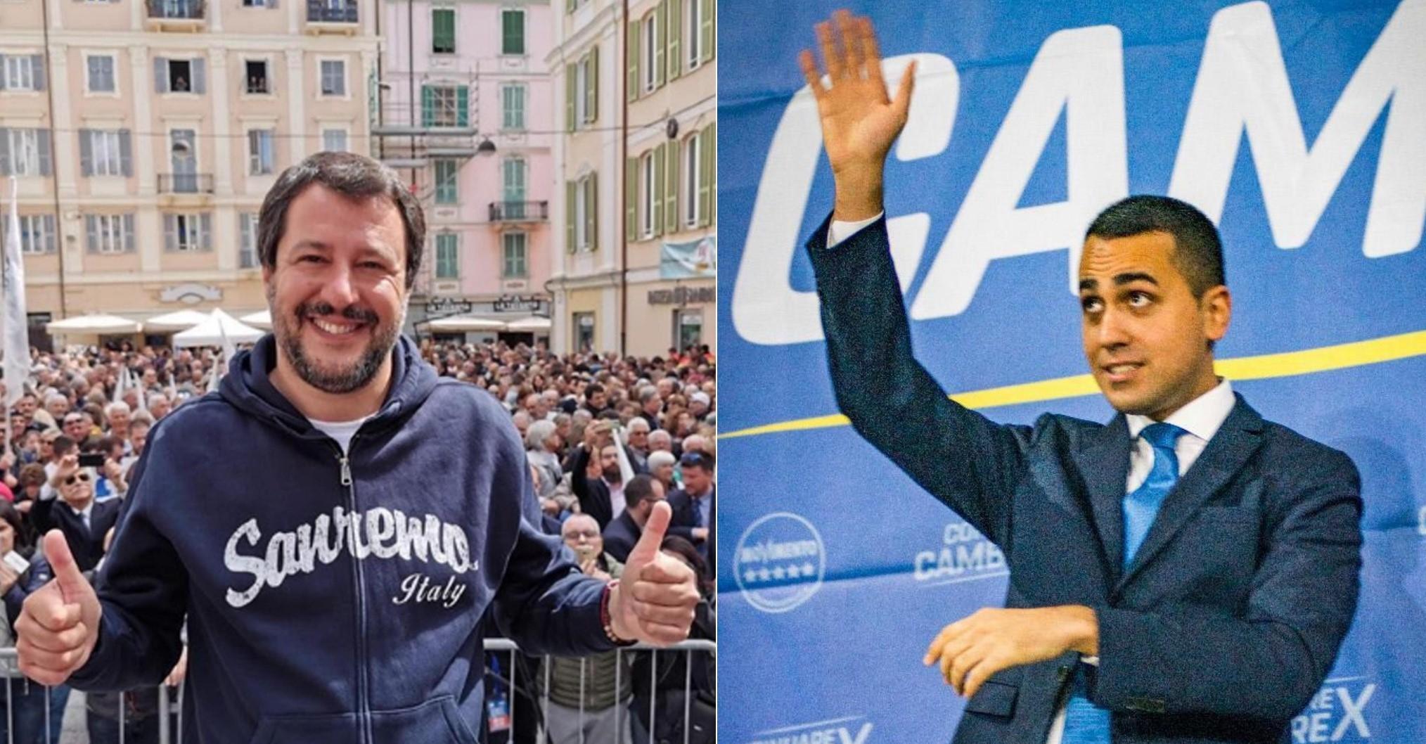 di Alessandro Campi Matteo Salvini ha scientificamente impostato la propria strategia mediatica sulla polarizzazione intorno alla sua persona. Un'elementare logica amico-nemico che in politica, specie quando latitano le idee e la voglia (o capacità) di fare, funziona sempre. I suoi avversari, specie della sinistra, sono caduti nella trappola e ne è dunque scaturita l'orrenda campagna elettorale cui stiamo assistendo: un crescendo parossistico di accuse e insulti nei suoi confronti (cos'altro si può dire ad un avversario dopo averlo definito un nazista che aspira alla dittatura?) ai quali corrispondono le contumelie da lui indirizzate ai suoi sempre più numerosi denigratori.