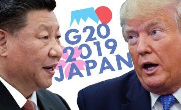 G20, guerra dei dazi e guerra vera. E Trump: «Vado a salvare il Mondo Libero!»