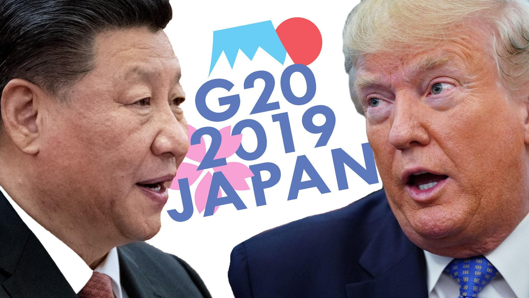 """di Luca Marfé """"G"""" come """"gruppo"""", ma anche """"g"""" come """"guerra"""". I 20 grandi del mondo si danno appuntamento ad Osaka, le prime linee dei giganti si preparano all'incontro-scontro di politica, diplomazia ed economia. I riflettori si accendono su Donald Trump, gli Stati Uniti dettano, direttamente e indirettamente, un'agenda fatta di dazi, di Medio Oriente e di Oriente Estremo. Prima ancora di mettere piede sul suolo giapponese, dopo una breve sosta in Corea del Sud,"""