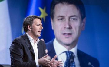 Renzi vs Conte: la sterzata riformista per moderare l'alleanza giallo-rossa
