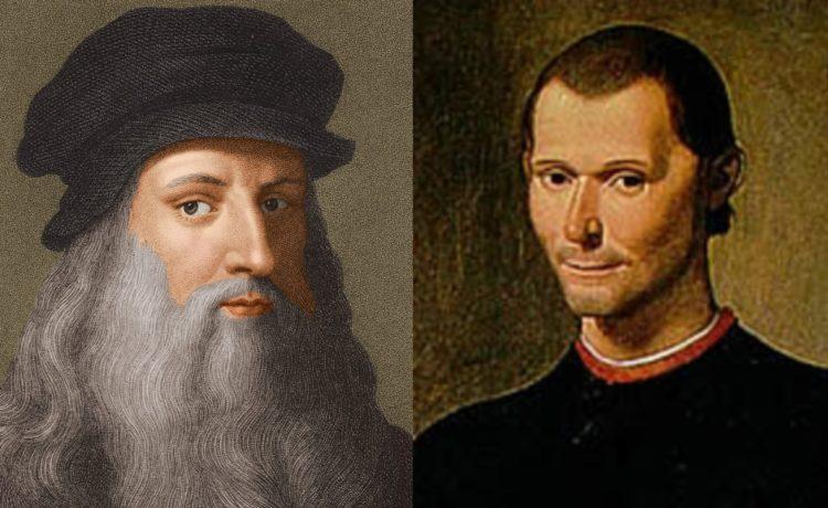 A quando un ritratto di Leonardo dipinto da Machiavelli? Dalla Francia la simpatica bufala avallata da Onfray