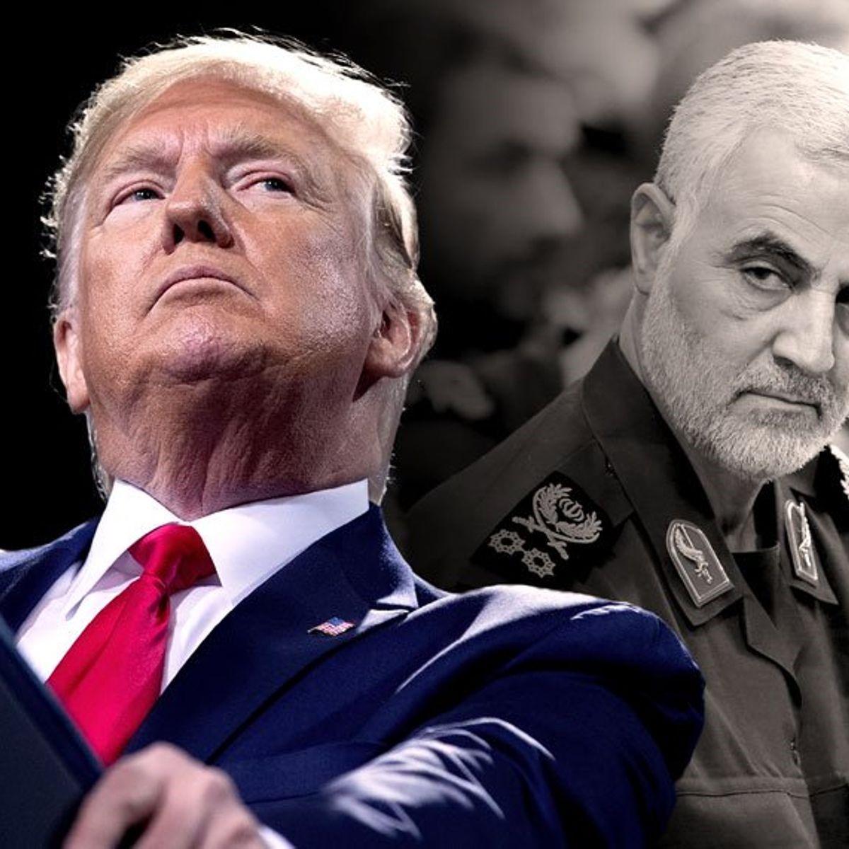 di Luca Marfé L'Iran da un lato, l'impeachment dall'altro, le elezioni sullo sfondo. È un anno di fuoco quello che si staglia all'orizzonte degli Stati Uniti. Nel cuore del caos, neanche a dirlo, Donald Trump. Caos di cui, se per assurdo esistesse una scuola, Trump sarebbe maestro, preside, direttore, tutto.  L'IRAN «Il mondo è un posto più sicuro adesso». Così il presidente americano sull'uccisione del generale iraniano Suleimani. Fatto sta che lo stesso mondo di cui parla Trump sembra essere sul ciglio dell'abisso di una terza guerra mondiale.