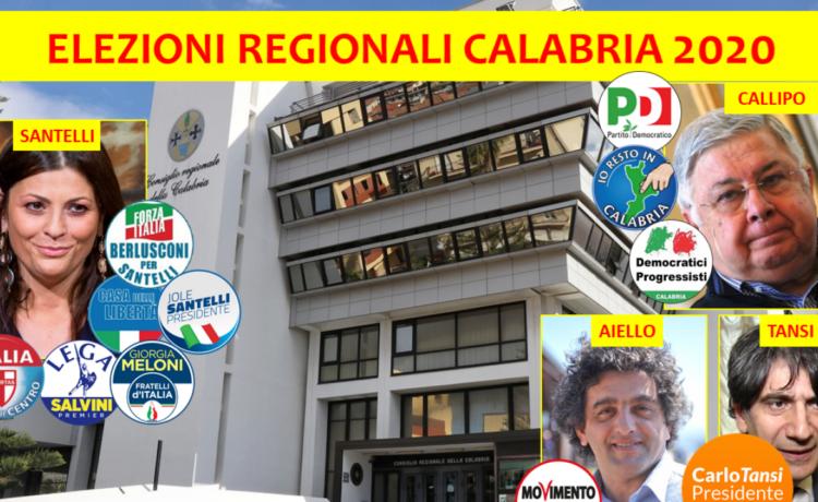 Si vota anche in Calabria ma non importa a nessuno…