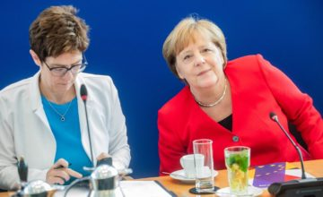 La scommessa perduta della Merkel e i leader deboli dell'Europa