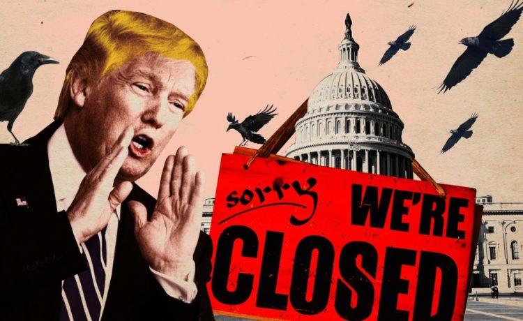 Economia o muro col Messico? Trump al bivio shutdown